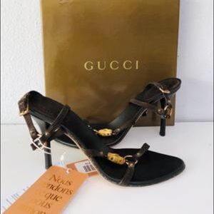 Gucci Bamboo Sandal